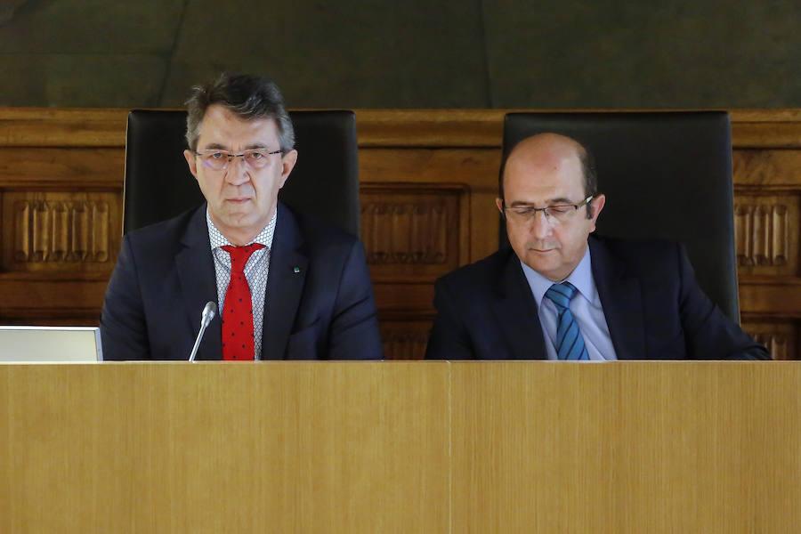 Pleno de presupuestos de la Diputación de León