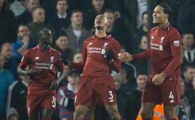 El Liverpool agranda la brecha con el City