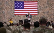 Desastrosa visita de Trump a Irak