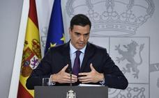 Sánchez insiste en su intención de gobernar hasta 2020 y no descarta recurrir al independentismo en una futura investidura