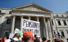 Las pensiones subirán el 1,6% a partir del Día de Año Nuevo