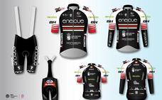 Así vestirá el Eneicue en su estreno en el UCI Women's World Tour