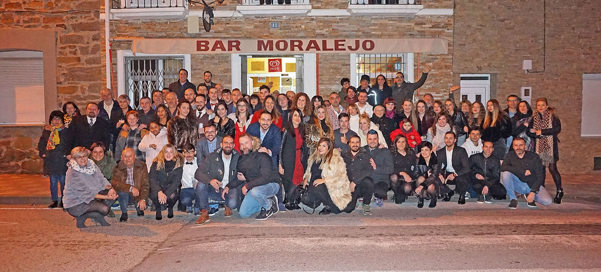 La tradición hecha foto en Folgoso de la Ribera