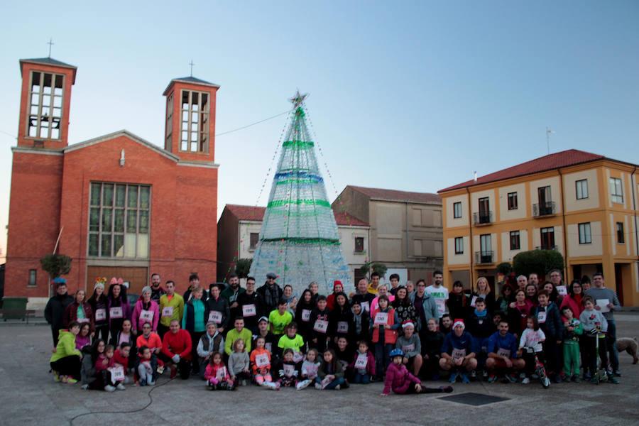 Deporte solidario en Villarejo