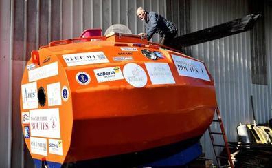 Un barril para cruzar el Atlántico