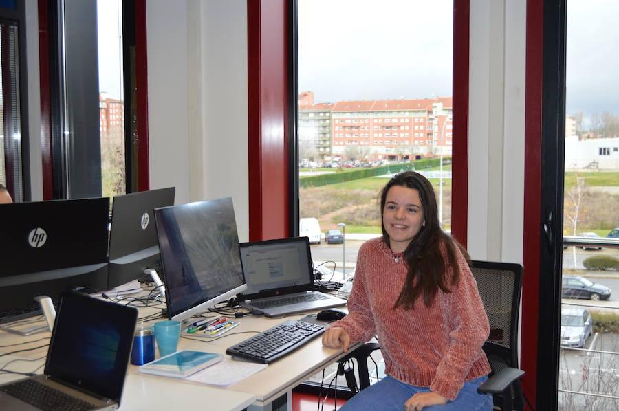Con el programa «Work Experience» los alumnos de Peñacorada conocen la realidad profesional