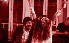 Salvador Sobral se casa con la actriz francesa Jenna Thiam