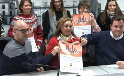 Las ONG de León vestirán los escaparates del comercio tradicional en Rebajas