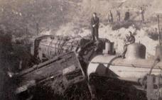 Correo-Expreso nº 421: el tren de la muerte en Torre del Bierzo