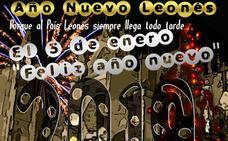 León celebra su propio 'Año Nuevo' este sábado