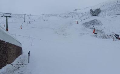 Valdezcaray sigue esperando su nieve