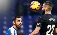 El Espanyol rompe su racha de seis derrotas