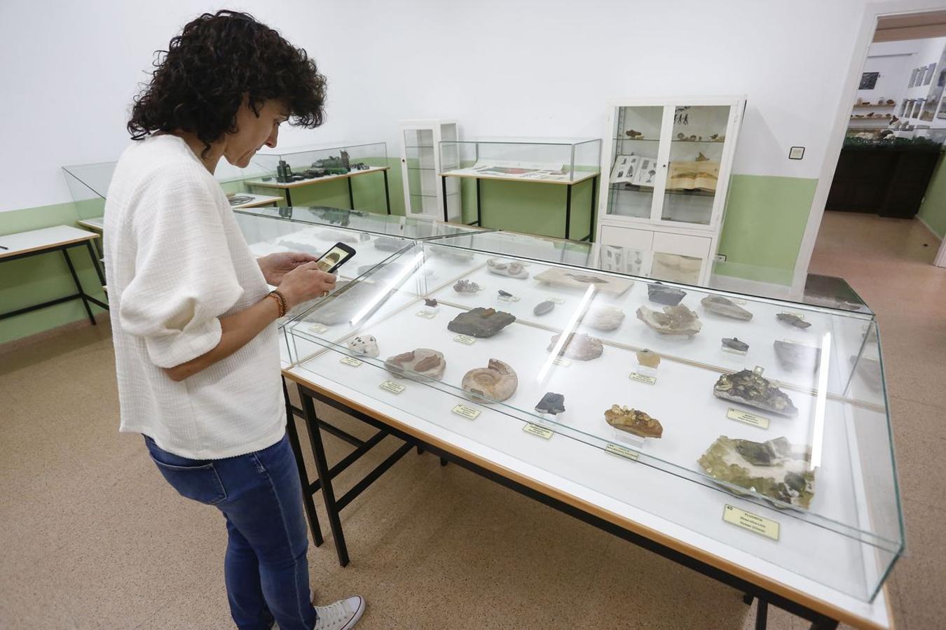 Aula Geológica de Robles de Laciana