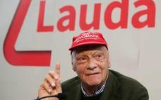 Niki Lauda, ingresado en Viena por una gripe