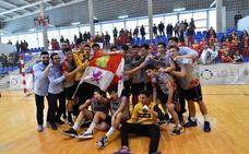 Nueve cadetes del Ademar, protagonistas en la victoria en el Campeonato de España de Selecciones Autonómicas