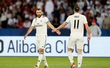 El Madrid se desangra sin gol