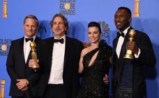'El Libro Verde', 'Bohemian Rhapsody' y 'Roma' se reparten la gloria en los Globos de Oro