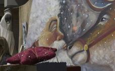 Los vecinos de Villaquilambre, protagonistas de su Navidad