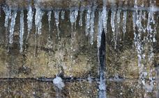 León se congela con mínimas de -6,6 grados