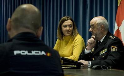 La Policía identifica a los autores de los disparos al aire en dos calles de Valladolid
