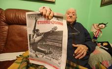 Muere Puche, autor de la icónica foto de Quini
