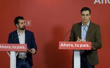 Sánchez elige Burgos para presentar la candidatura de Tudanca a presidir la Junta