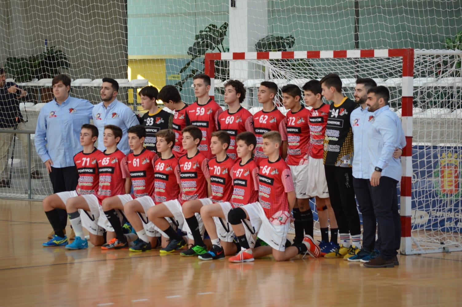 El equipo infantil de Castilla y León, campeón de la Copa de España
