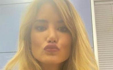 Alba Carrillo confiesa que le encantaría ser la novia de Albert Rivera