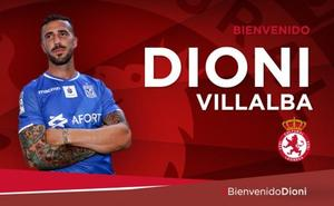 Dioni ya es jugador de la Cultural