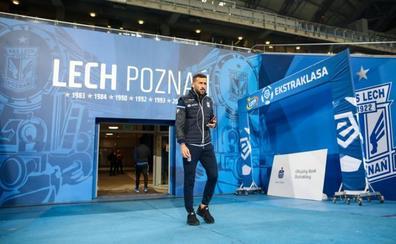 El Lech Poznan rescinde el contrato de Dioni, que llegará a León en las próximas horas