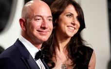 El dueño de Amazon, Jeff Bezos, y su mujer se divorcian tras 25 años casados