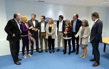 El presidente del PPCyL se reúne con los nueve candidatos a las capitales