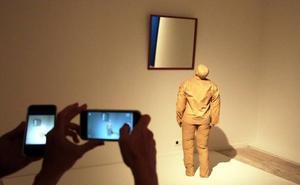 La exposición 'Nuevas lecturas. Diálogos en el tiempo y en el lugar' se despide de León con más de 10.400 visitantes