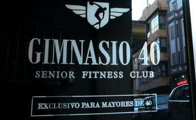 Un gimnasio donde la edad sí importa
