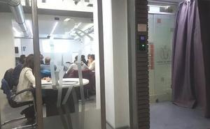 Los extrabajadores de Vestas comienzan el plan de recolocación con un plazo de 24 meses