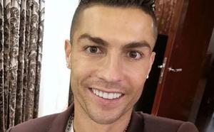 Cristiano Ronaldo, insultado en Twitter por una de sus ex