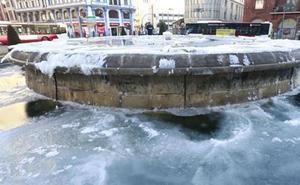 León está en el 'podio' de las capitales de España con los días más fríos en invierno