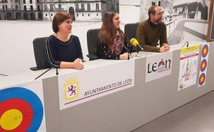 El tiro con arco cita en León a 130 arqueros de sala