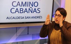 Camino Cabañas será la candidata del PSOE a la alcaldía de San Andrés