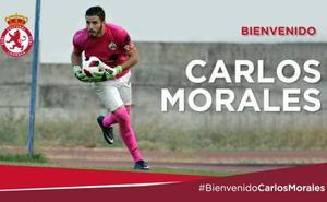 Carlos Morales ya es jugador de la Cultural