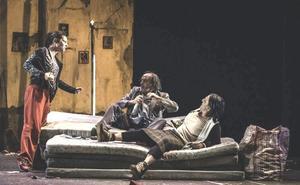Teatro La Machina lleva a El Albéitar la obra 'Casquería fina'