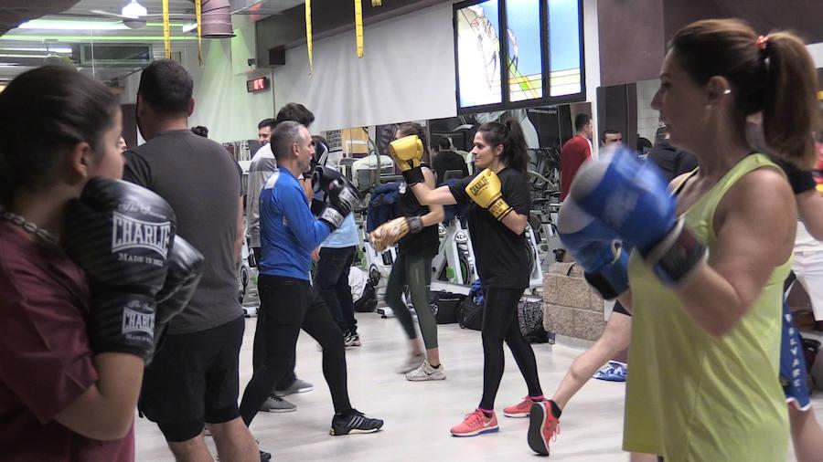 El boxeo, también en fin de semana