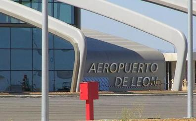 El Aeropuerto de León contará en 2019 con dos 'vuelos charter' a Egipto y Polonia