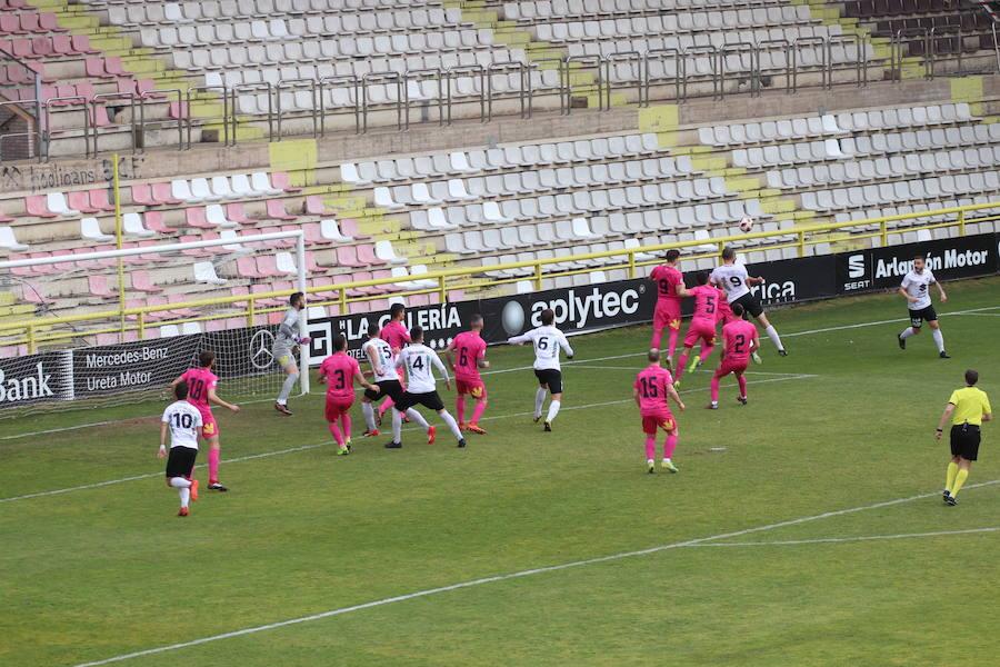 La Ponferradina pierde en Burgos