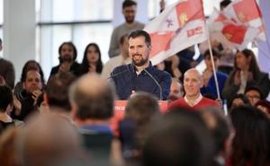 Tudanca se compromete a «dar voz a esa España vacía en los debates» con un proyecto que luche por la repoblación