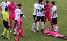 La Ponferradina cae en Burgos y sigue cediendo a domicilio