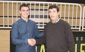 Álex Gutiérrez, nuevo técnico ayudante del Embutidos Pajariel Bembibre
