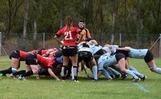 El ULE Hedisa Rugby Albéitar estrena el año con victoria