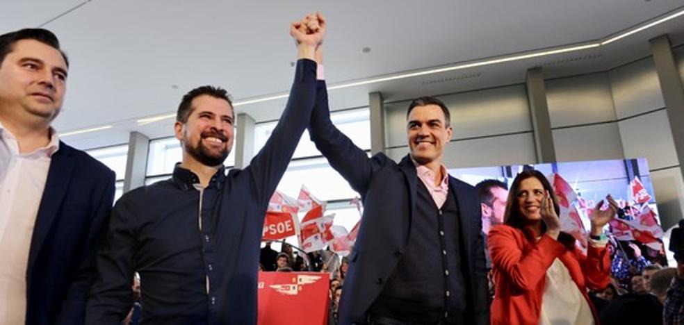 Sánchez compromete que la inversión en Castilla y León será «mejor» que la planteada por el PP