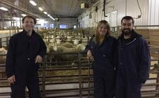León y Canadá trabajan juntos para aumentar el valor añadido de la leche de oveja